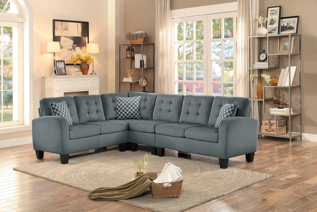 REVERSIBLE SECTIONAL ( SINCLAIR COLLECTION)