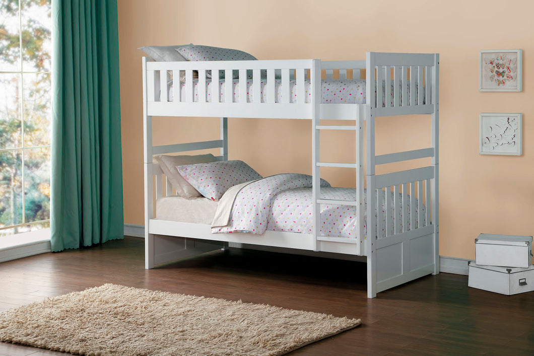 BUNK BED TWIN/TWIN (GALEN COLLECTION)