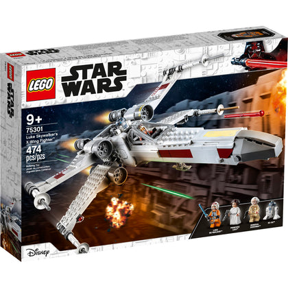 Caza X-wing de Luke Skywalker
