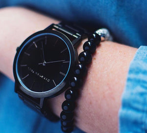 Melbourne Capital all Black 35mm Watch