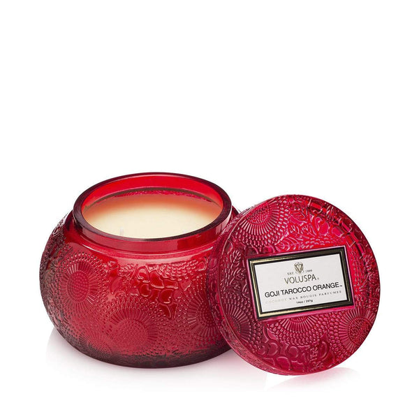 Voluspa Goji Tarocco Orange Chawan Candle