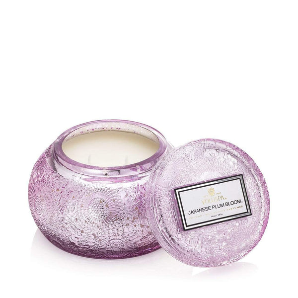 Voluspa Japanese Plum Bloom Chawan Candle