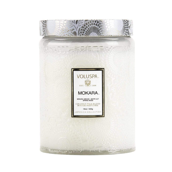 Voluspa Mokara 100 Hour Candle