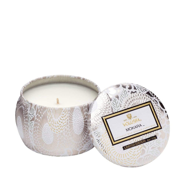 Voluspa Mokara Decorative Candle