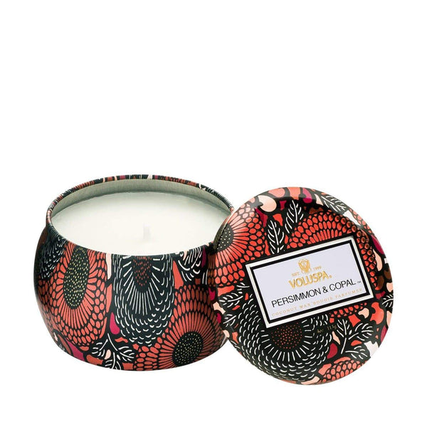 Voluspa Persimmon Copal Decorative Candle