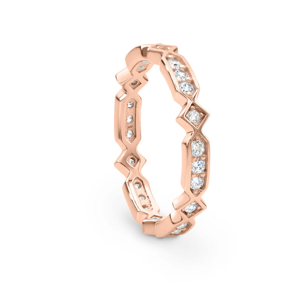 Zuma Rose Gold Ring