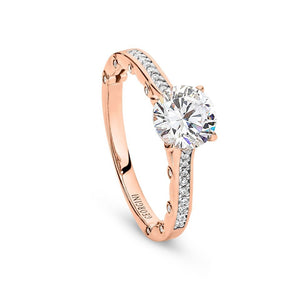 Ti Amo Rose Gold Ring