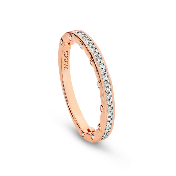 Vento Rose Gold Ring