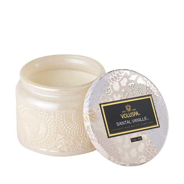 Voluspa Santal Vanille Petite Candle