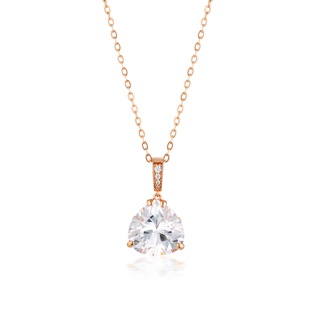 Le Gala Rose Gold Necklace