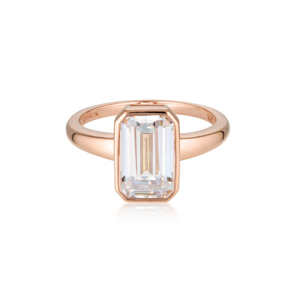 Sontuosa Rose Gold Ring