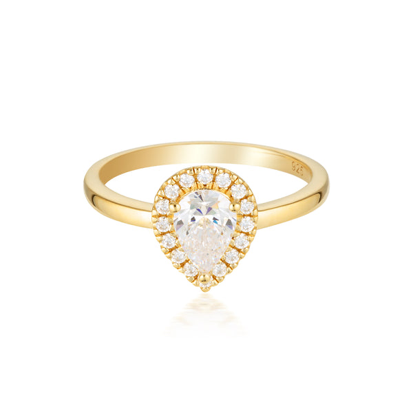 Splendore Gold Ring