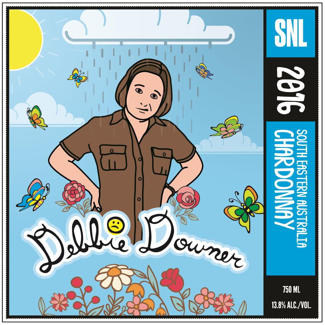 Debbie Downer South Eastern Australia Chardonnay
