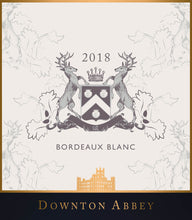 Load image into Gallery viewer, Downton Abbey Bordeaux Blanc