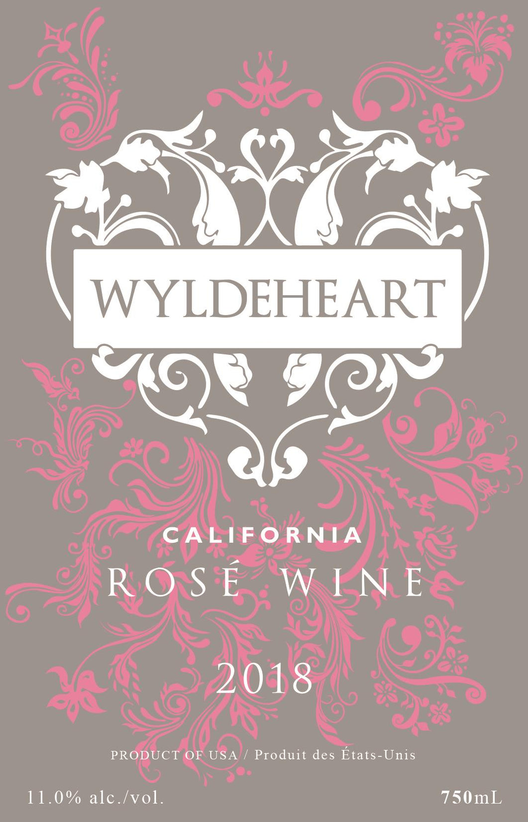 Wyldeheart California Rose