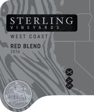 Load image into Gallery viewer, Sterling Vineyards West Coast Red Wine