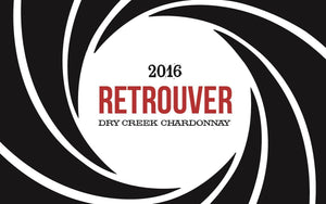 Retrouver Dry Creek Valley Chardonnay