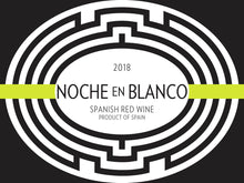Load image into Gallery viewer, Noche en Blanco Spanish Red Wine