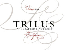 Load image into Gallery viewer, Trilus California Pinot Noir