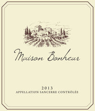 Load image into Gallery viewer, Maison Bonheur Sancerre Rouge