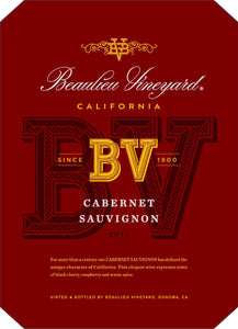BV Red Label California Cabernet Sauvignon