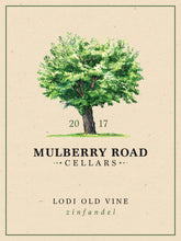Load image into Gallery viewer, Mulberry Road Cellars Lodi Old Vine Zinfandel