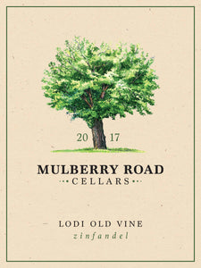 Mulberry Road Cellars Lodi Old Vine Zinfandel