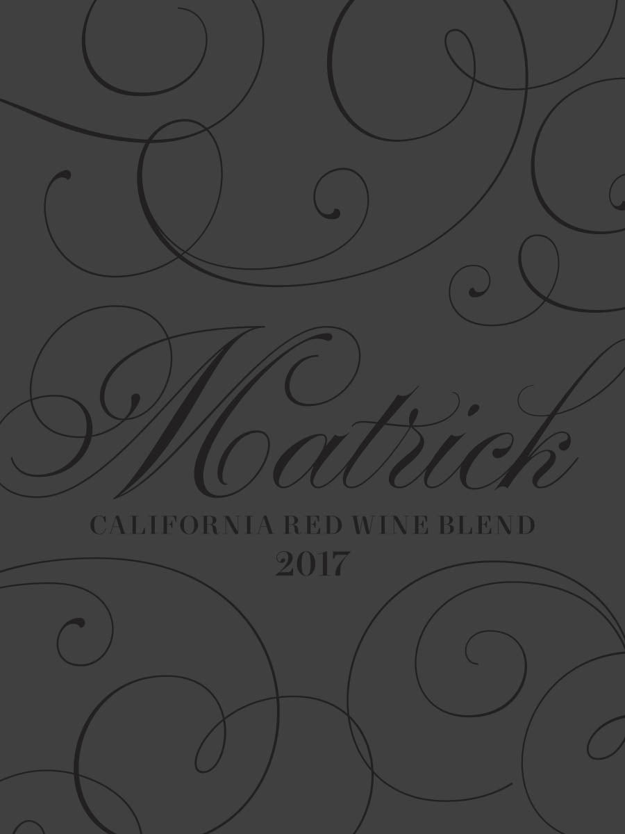 Matrick California Red Wine Blend