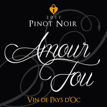 Load image into Gallery viewer, Amour Fou Pays d'Oc Pinot Noir