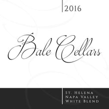 Load image into Gallery viewer, Bale Cellars St. Helena White Blend
