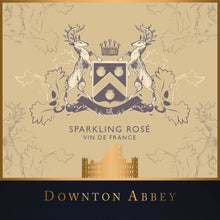 Load image into Gallery viewer, Downton Abbey Sparkling Rosé