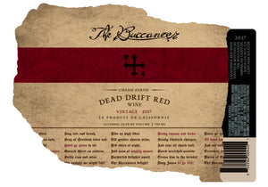 The Buccaneer Dead Drift Red Blend