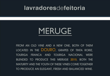 Load image into Gallery viewer, Lavradores de Feitoria Meruge Douro Red DOC