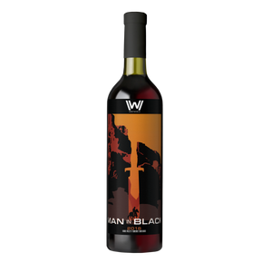 Man In Black Rogue Valley Cabernet Sauvignon