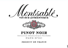 Load image into Gallery viewer, Montsable Pays d'Oc Pinot Noir