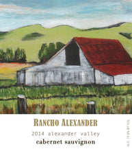 Load image into Gallery viewer, Rancho Alexander Alexander Valley Cabernet Sauvignon