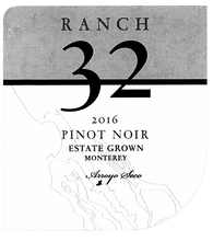 Load image into Gallery viewer, Ranch 32 Estate Grown Monterey Pinot Noir