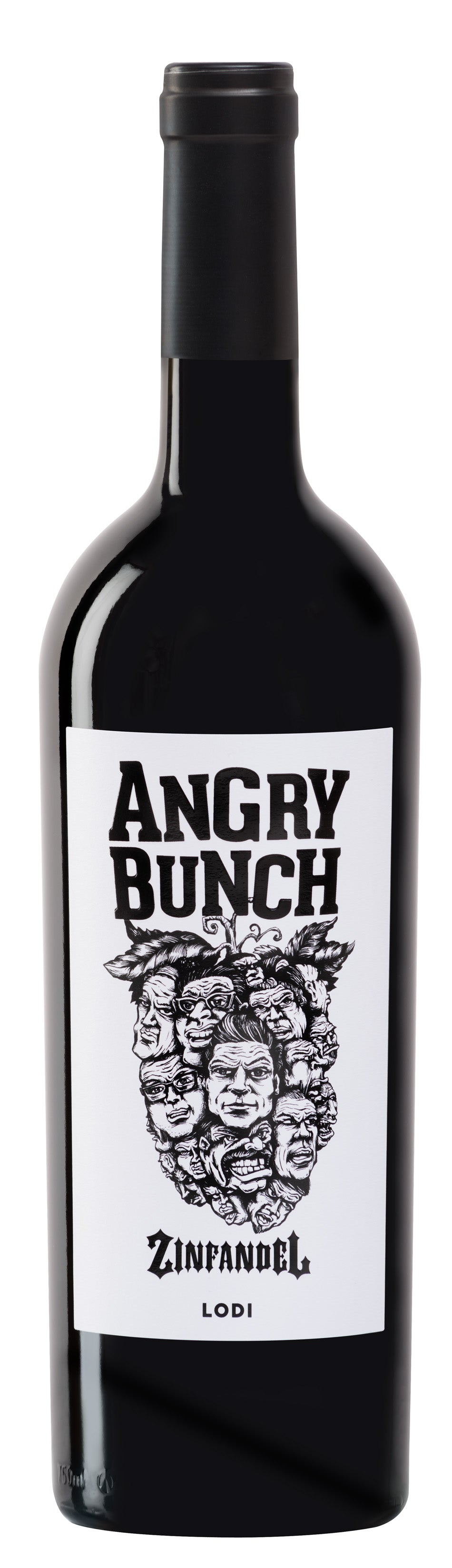 Angry Bunch Zinfandel