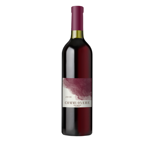 Commuovere California Red Wine Blend