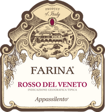 Load image into Gallery viewer, Farina IGT Veneto Rossa