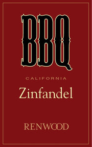 Renwood BBQ California Zinfandel