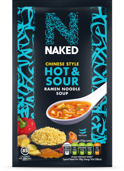 Naked Noodle Chinese Hot & Sour Soup