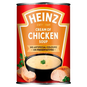 Heinz Cream of Chicken Soup 300g