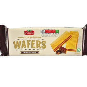 Bella Artizano Chocolate Wafers