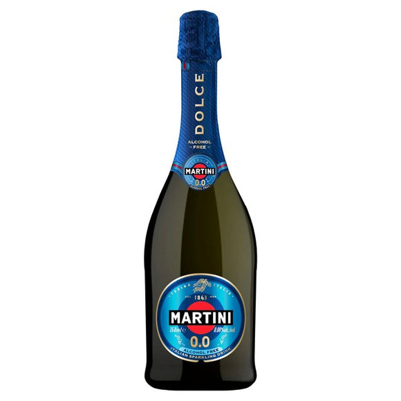 Martini 0.0 Alcohol Free Sparkling Wine