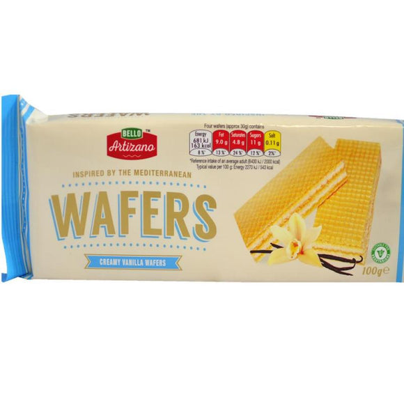 Bella Artizano Vanilla Wafers