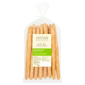 Artizan Breadsticks Rosemary