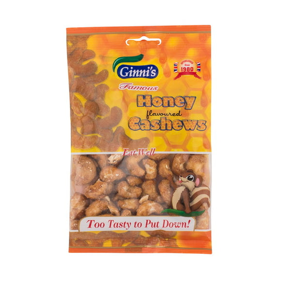 Ginni's Honey Cashews