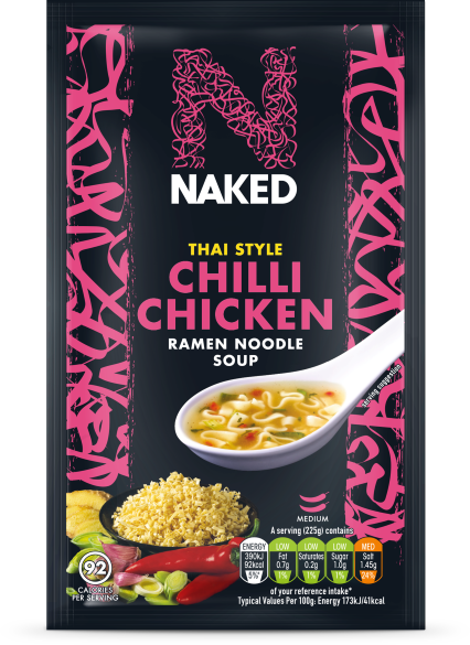 Naked Noodle Thai Chilli Chicken Soup