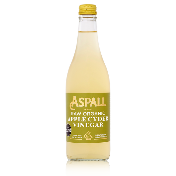 Aspall Raw Organic Cyder Vinegar with Mother 500ml